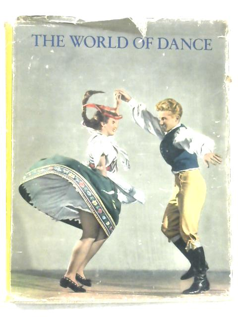The World Of Dance By Jan Rey