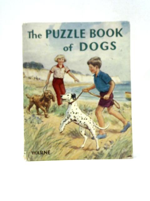 The Puzzle Book of Dogs By Clifford L B Hubbard