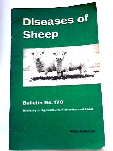Diseases of Sheep By W. T. Rowlands
