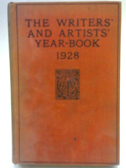 The Writers' and Artists' Year Book 1928 By Anon