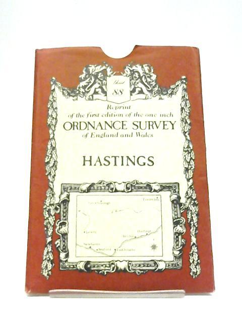 Ordnance Survey Maps: Hastings No. 88 (Victorian Ordnance Survey) by Victorian Ordnance Survey