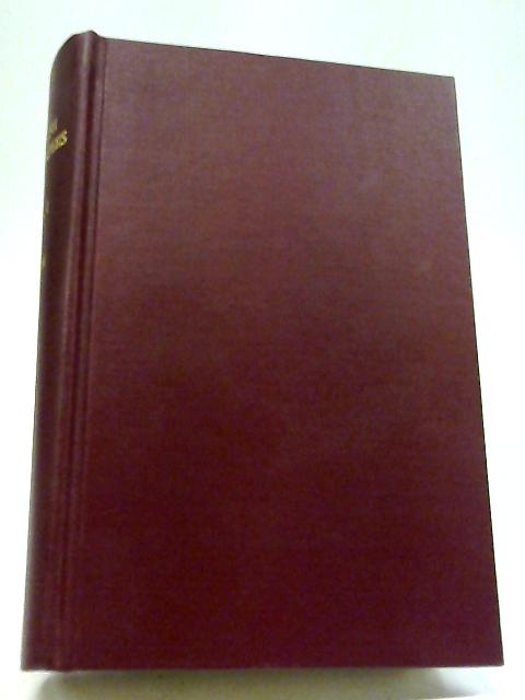 English Newspapers: Chapters In The History of Journalism Vol I By H. R. Fox Bourne