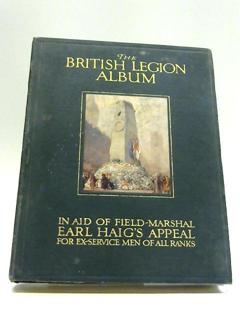 The British Legion Album By E. Lonsdale Deighton