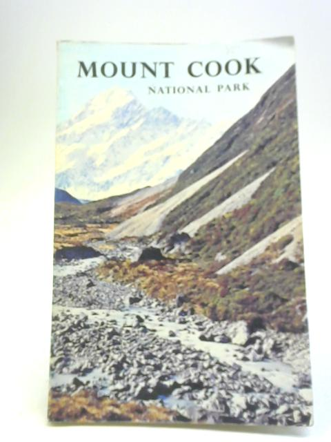 Mount Cook National Park By H E Connor