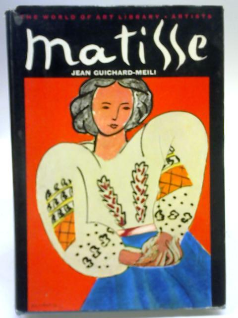Matisse By Jean Guichard-Meili
