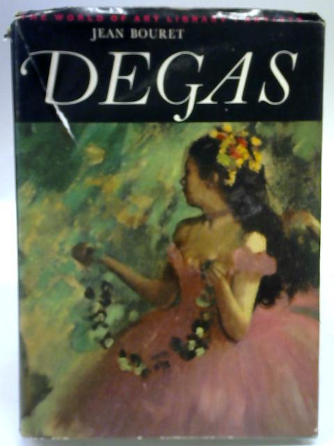Degas By Jean Bouret