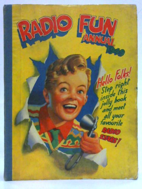 Radio Fun Annual 1949 By No Author