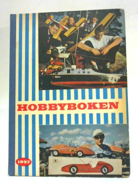 Hobbyboken 1957 By Sundstrom