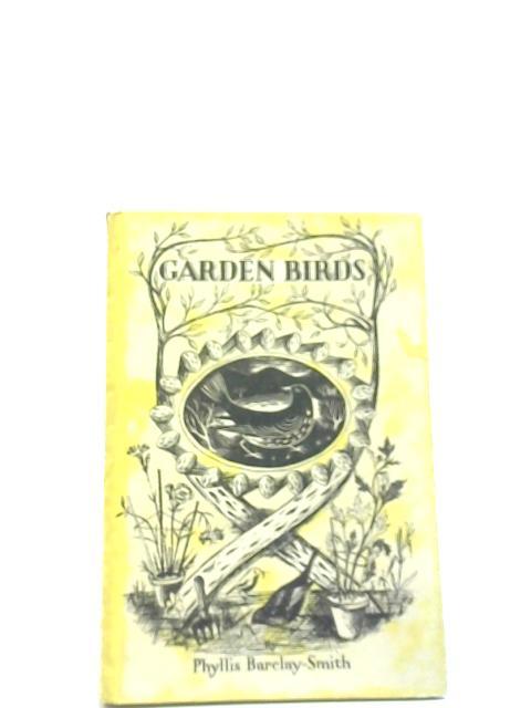 Garden Birds by Phyllis Barclay-Smith