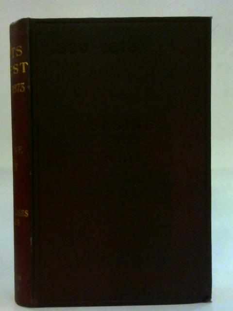 The Scots Digest 1800 to 1873 Volume IV Sasine to Writ by Anon by Anon By Anon