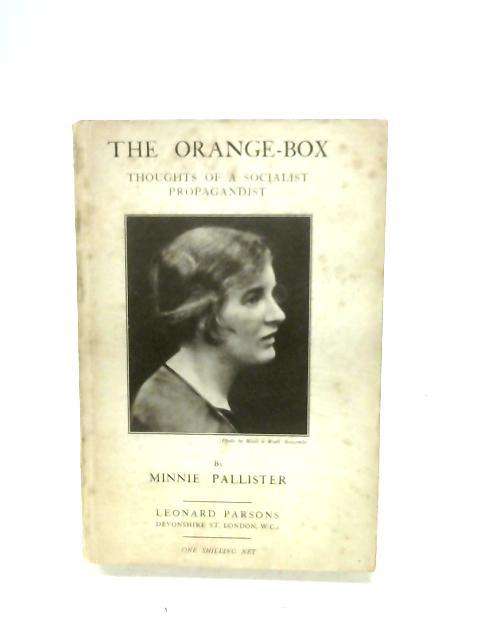 The Orange-Box By Minnie Pallister