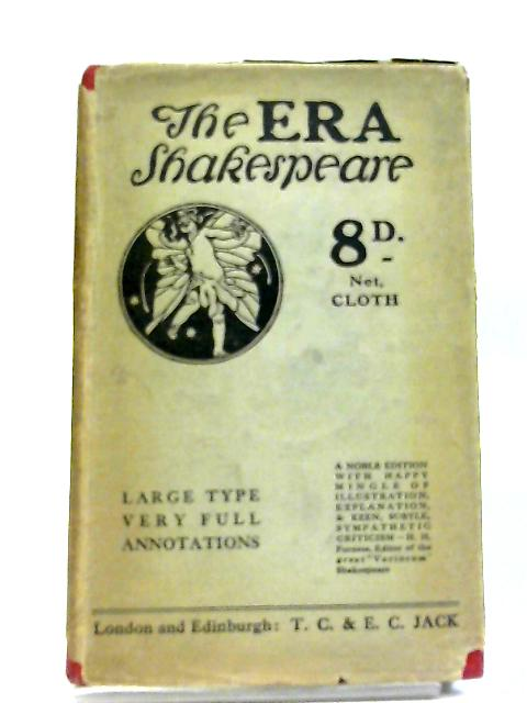 The Era Shakespeare: The Merry Wives of Windsor By William Shakespeare