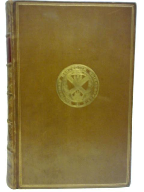 Company Law: A Practical Handbook for Lawyers and Business Men By Sir Francis Beaufort Palmer
