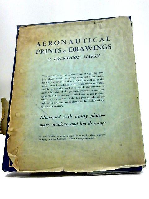 Aeronautical Prints and Drawings by Marsh, W Lockwood; Sykes, Sir Frederick H