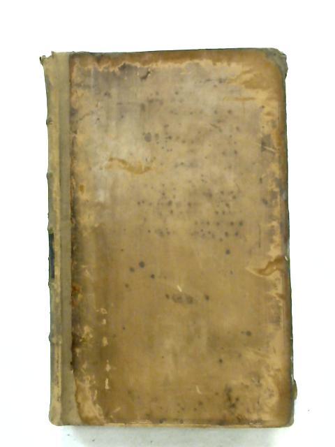 A New Abridgement Of The Law: Vol. VI By Matthew Bacon