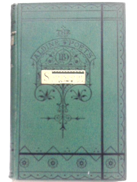 The Poetical Works of Edmund Spenser Vol.II By Edmund Spenser