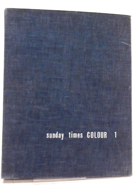 The Sunday Times Colour Section 1, 4th Feb - 24th June, 1962 By Various