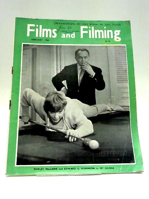 Films and Filming February 1962 By Various