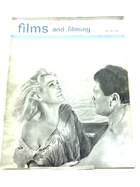 Films And Filming Magazine July 1962 By Various