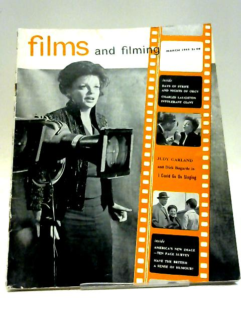 Films And Filming March 1963 By Various