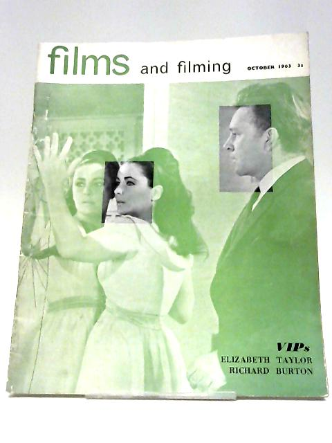 Films and Filming October 1963 By Various