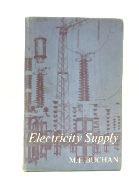 Electricity Supply By Millar Fisher Buchan