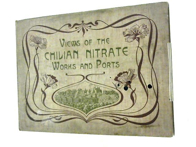 Views of the Chilian Nitrate Works and Ports By Anon