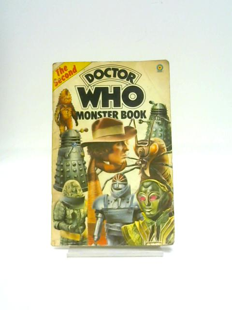 Doctor Who Monster Book by Terrance Dicks