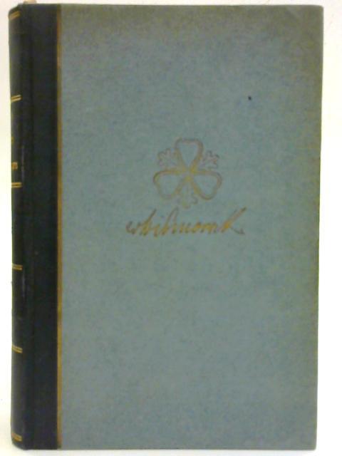 Gedanke und Erinnerung By Fürst Otto von Bismark