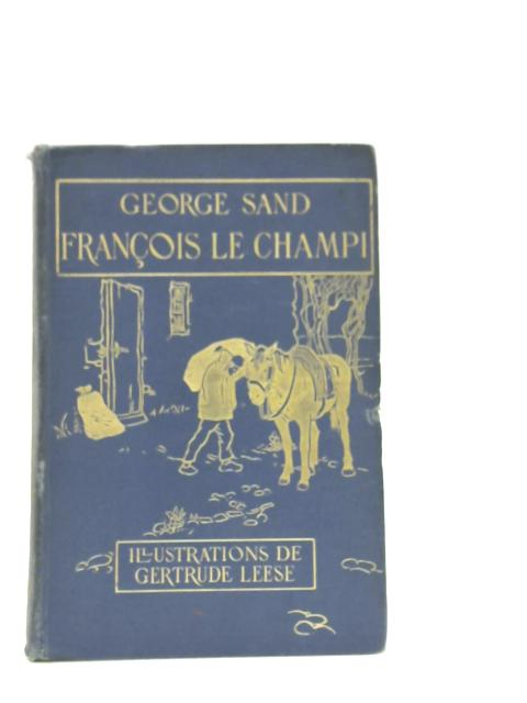 Francois Le Champi by George Sand