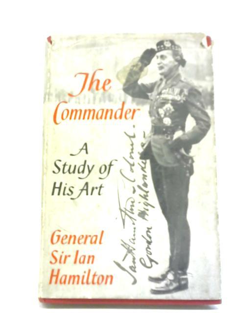 The Commander By Ian Hamilton