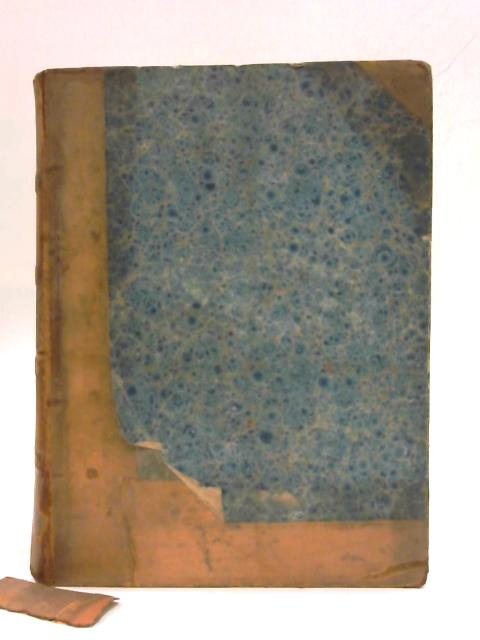 The Law Journal Reports for the Year 1851 By Montague Chambers (ed.)