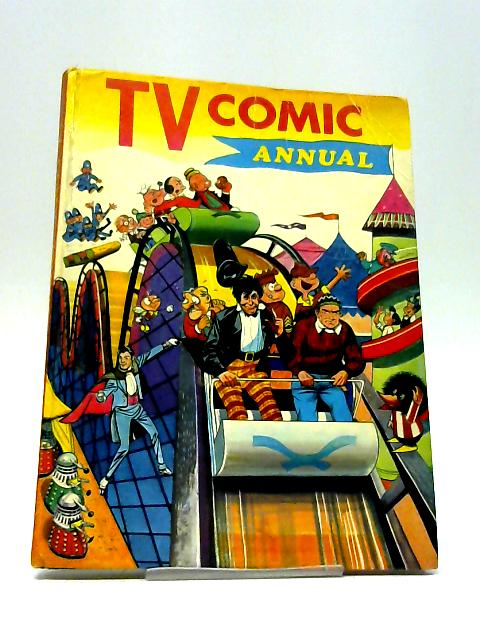 TV Comic Annual 1968 By Various