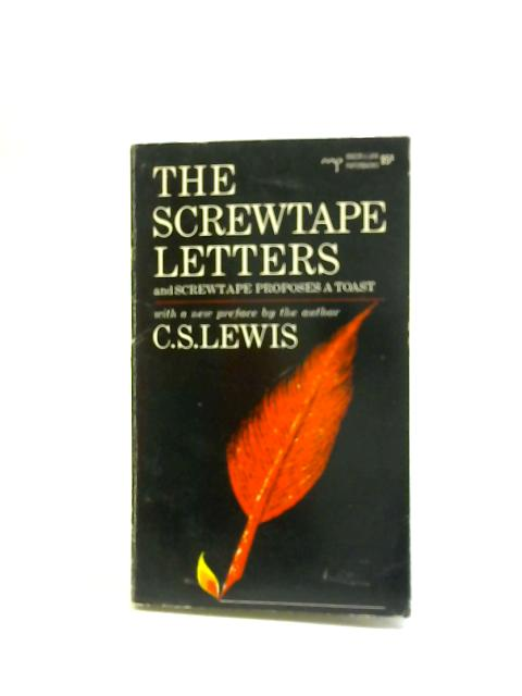 The Screwtape Letters By C S Lewis