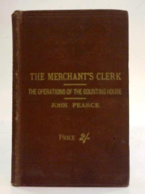 The Merchant's Clerk by John Pearce