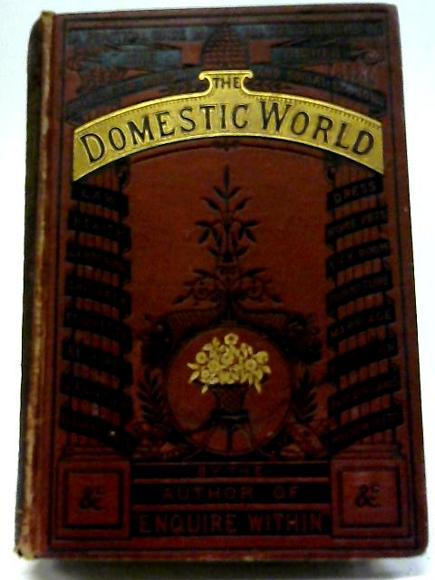 The Domestic World By Anon