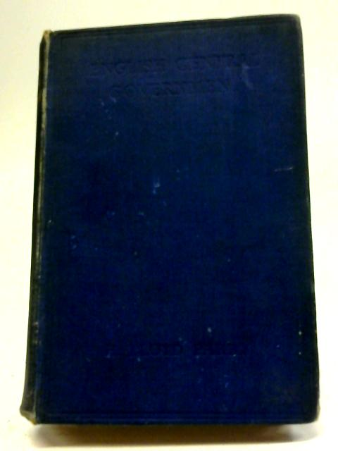 English Central Government by H. Lloyd Parry