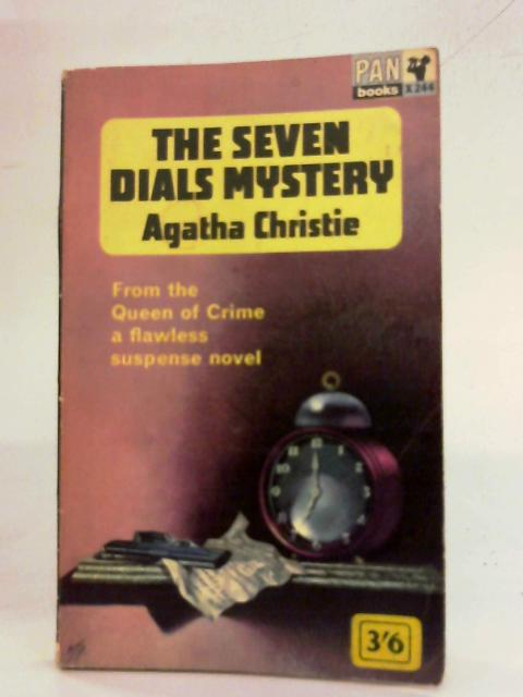 The Seven Dials Mystery (Pan Books) By AGATHA CHRISTIE