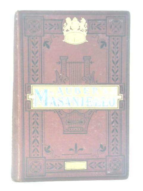 Masaniello By Auber