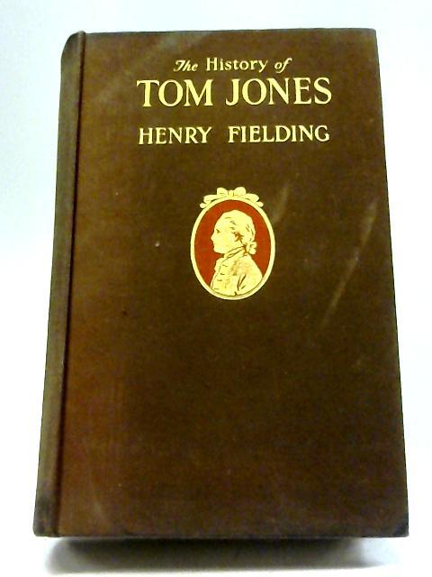The History of Tom Jones Vol. II By Henry Fielding