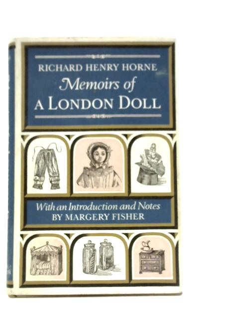 Memoirs of a London Doll By Mrs Fairstar