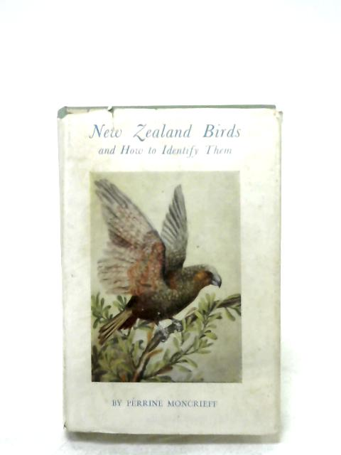 New Zealand Birds By Perrine Moncrieff