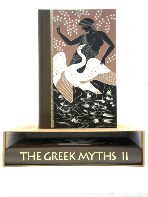 The Greek Myths Two Volume Boxed Set By Robert Graves