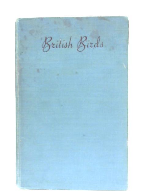 British Birds By Wilfred Willett