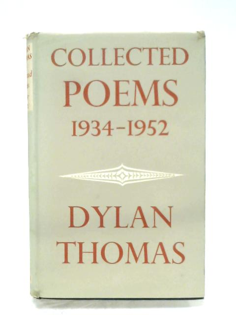 Collected Poems, 1934-1954 by Dylan Thomas