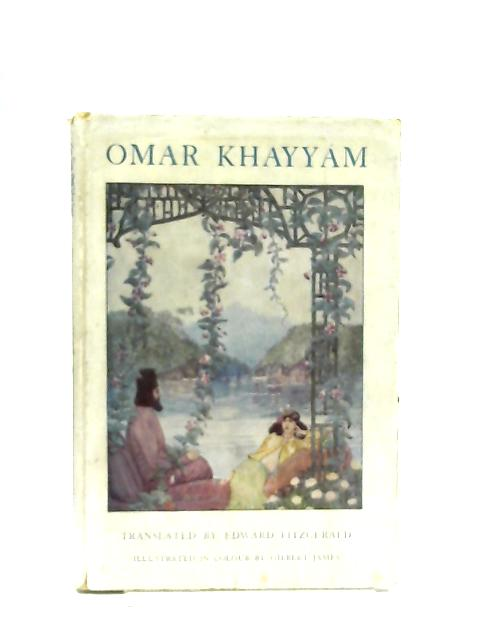 Rubaiyat of Omar Khayyam By Omar Khayyam, Edward Fitzgerald