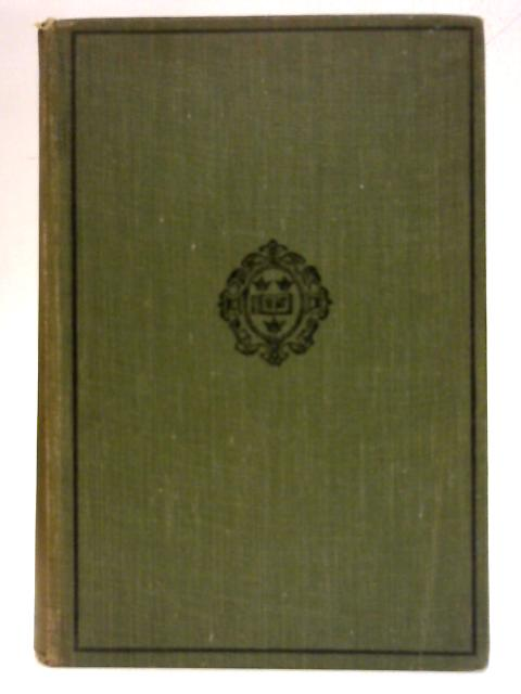 Life Of Coriolanus, In Norths Translation, Edited With Introduction And Notes By R. H. Carr By R. H. Carr (ed.)