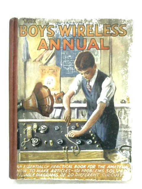 The Boys' Wireless Annual By Michael Egan (Ed.)