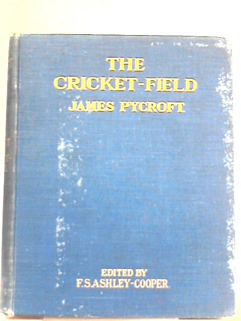 The Cricket-Field by James Pycroft