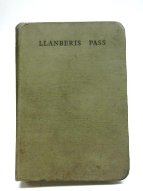 Llanberis Pass (Climbers Club, Guides) By P. R. J. Harding